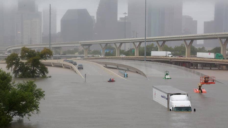 Hurricane Harvey: Health hazards in Houston