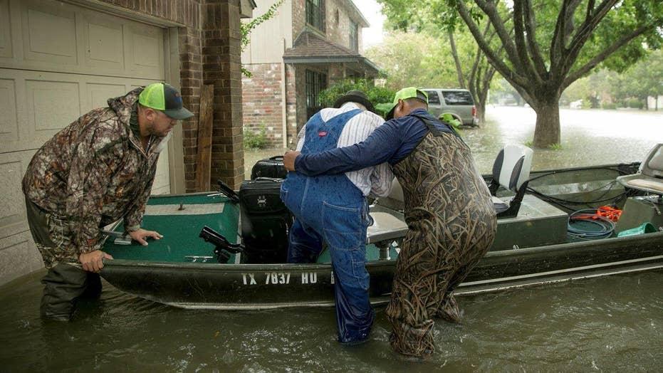 Local dams overthrow banks, threaten communities in Texas