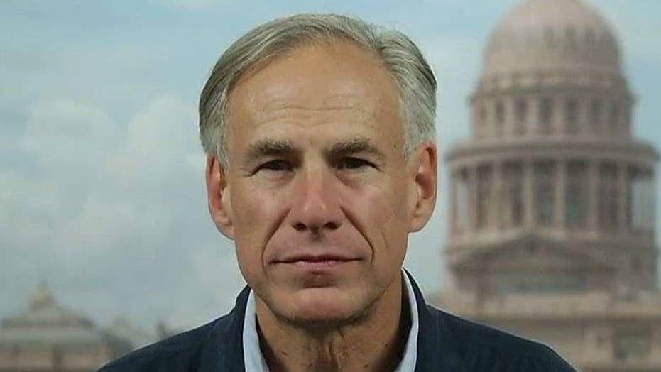 Gov. Greg Abbott: Recovery will be a long process in Texas