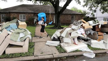 In the wake of Hurricane Harvey's destruction, HGTV contractor and DIY expert Chip Wade shares insights on what families need to do as they begin to clean up and rebuild their homes