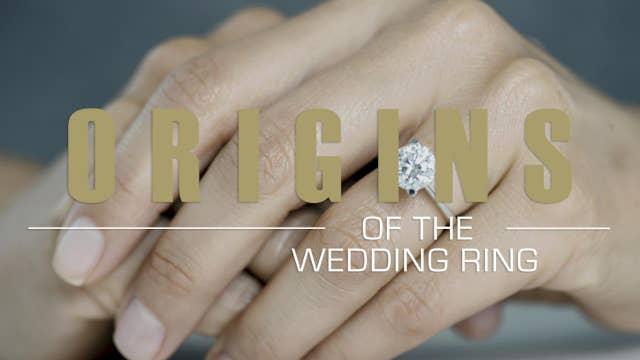 Origins: Why Does The Wedding Ring Go On Our Left Hand