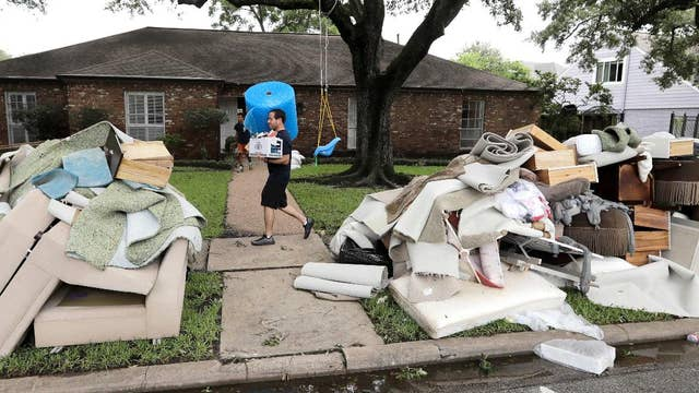 Hurricane Harvey: HGTV's Chip Wade on steps to rebuild