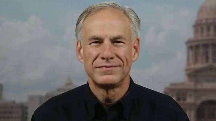 Gov. Abbott: World is seeing what Texans do every single day