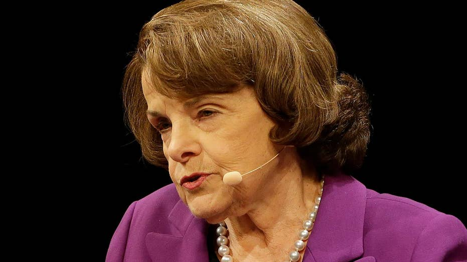 Feinstein stuns SF crowd: Trump 'can be a good president'