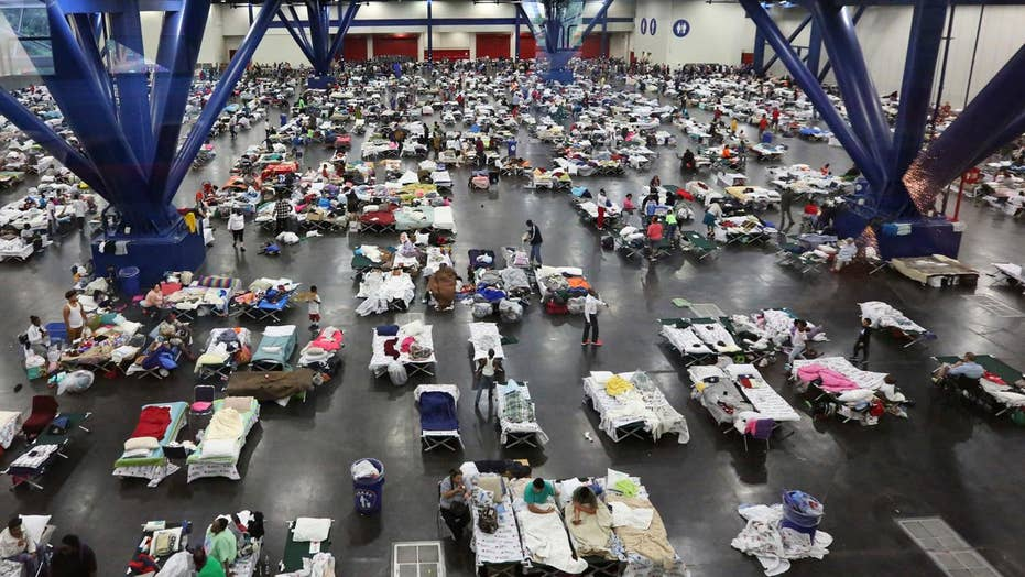 Red Cross: More than 17,000 people in Texas shelters