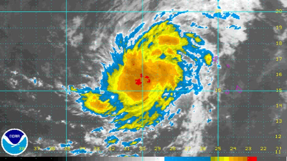 Forecasters issues watches, warnings for Tropical Storm Irma