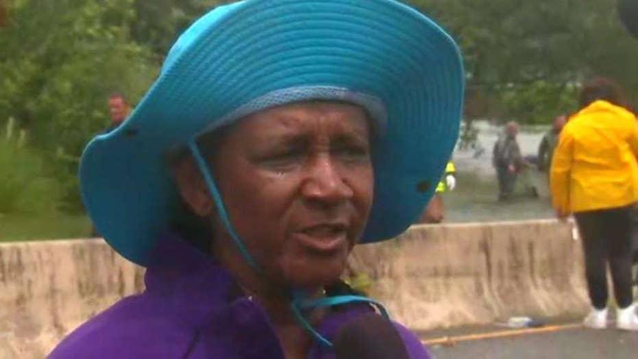Port Arthur resident 'just grateful' for help