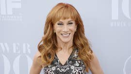 Kathy Griffin says she has been blacklisted by Hollywood after she posed with a severed, bloodied head of President Donald Trump.
