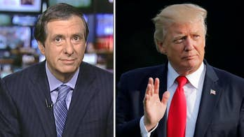 'MediaBuzz' host Howard Kurtz weighs in on the new mainstream media narrative that President Trump's cabinet members are defying him