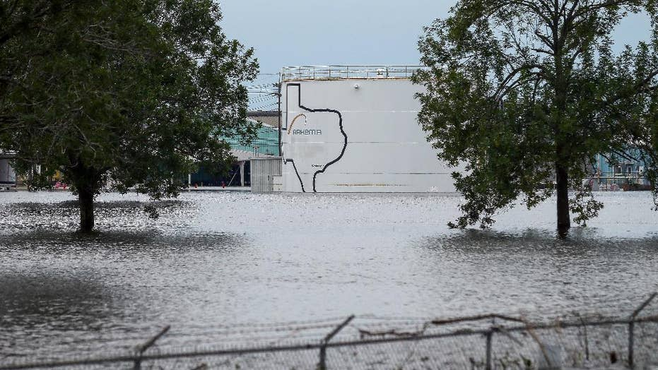 Harvey fallout: Arkema chemical plant explosions explained