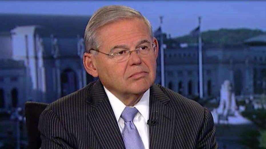 Menendez corruption case could have lasting impact on Senate