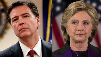 'Exoneration statement' another blow to Comey's credibility?