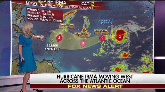 Fake Maps Spread On Social Media Warning Of Hurricane Irma - Fox news us map