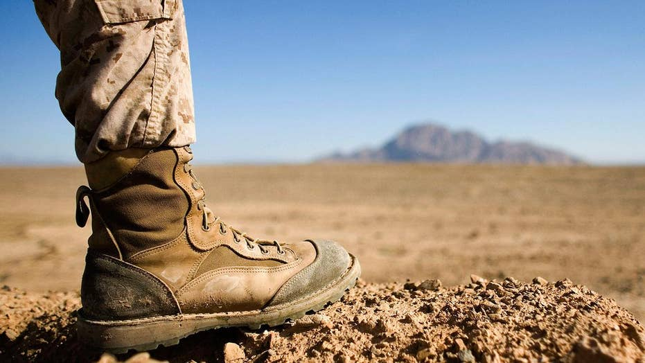 Evolution of combat boots From bootees to modern tactical