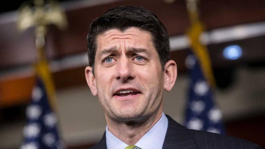 Rep. Paul Ryan calls for 'legislative solution' for DACA