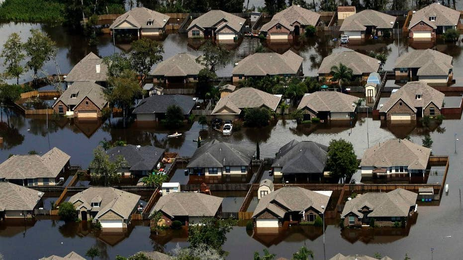 Will politics interfere will Harvey relief package?
