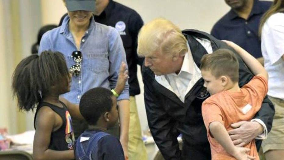 Media rate presidential empathy