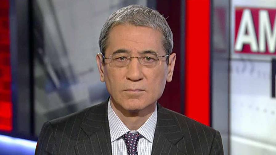 Gordon Chang discusses the effectiveness of sanctions against North Korea's allies