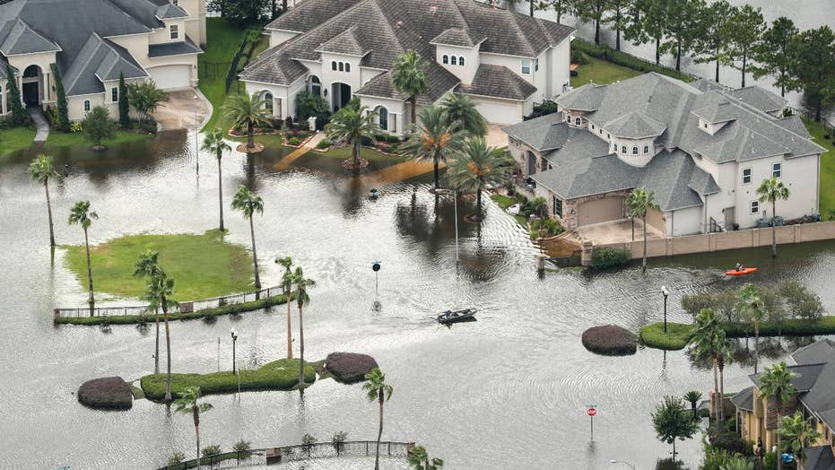 Officials warn of ongoing risks posed by Harvey flooding