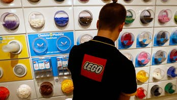 Lego pieces together a new business plan