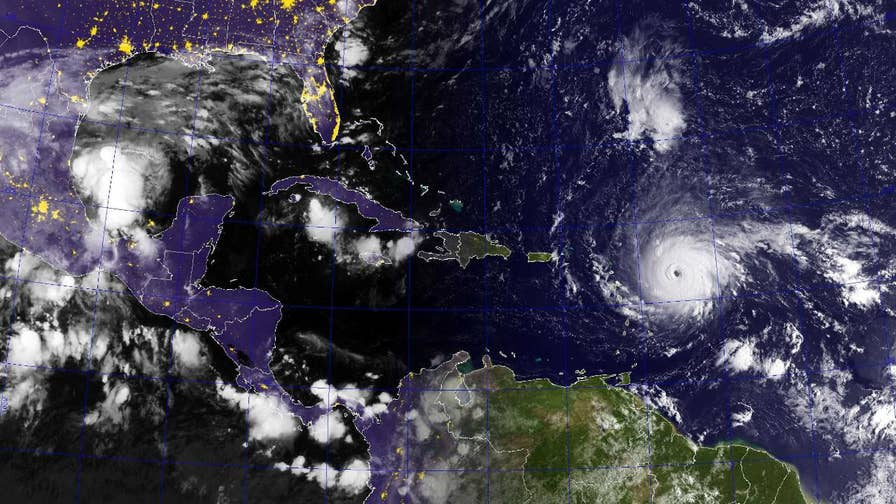 With Hurricane Irma bearing down on the Caribbean and the southern United States, meteorologist Adam Klotz explains the impact of a category 5 storm