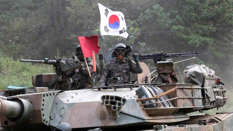 South Korea on edge as North reportedly preps new ICBM test