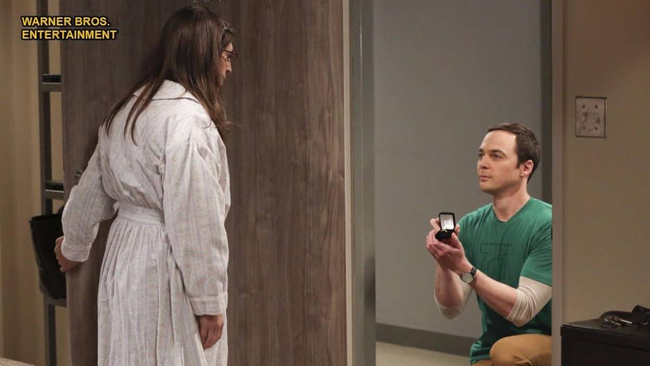 'Big Bang Theory': Fans teased with proposal answer