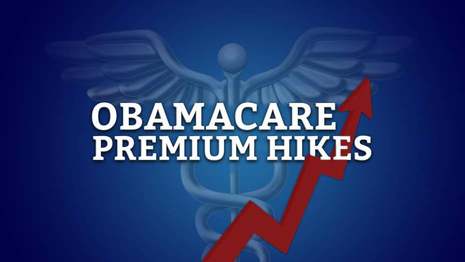 Middle class Americans face ObamaCare rate hikes