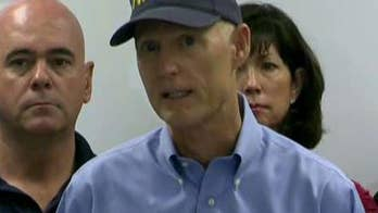 Gov. Scott holds briefing on Hurricane Irma preparations