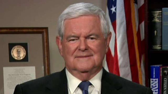 Newt Gingrich: James Comey was obstructing justice