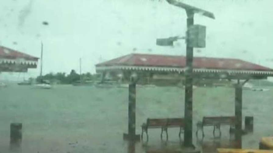 Anika Kentish reports from Antigua after Hurricane Irma hit the island
