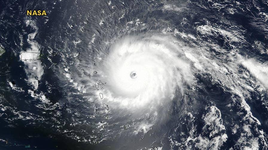 Hurricane Irma: How NASA is capturing stunning images of ...