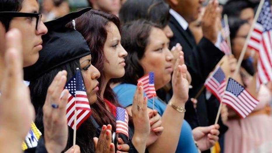 Why rescinding DACA is about the Constitution