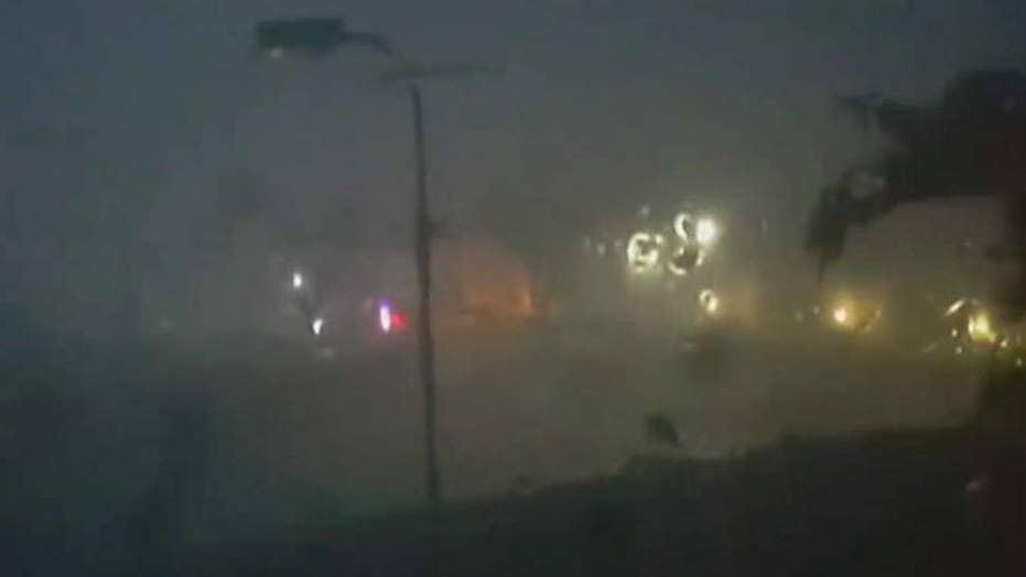 Category 5 Hurricane Irma pounds Saint Martin