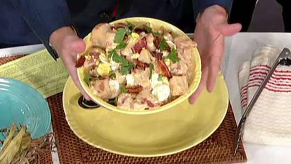 Cooking with 'Friends': Mike Huckabee's potato salad