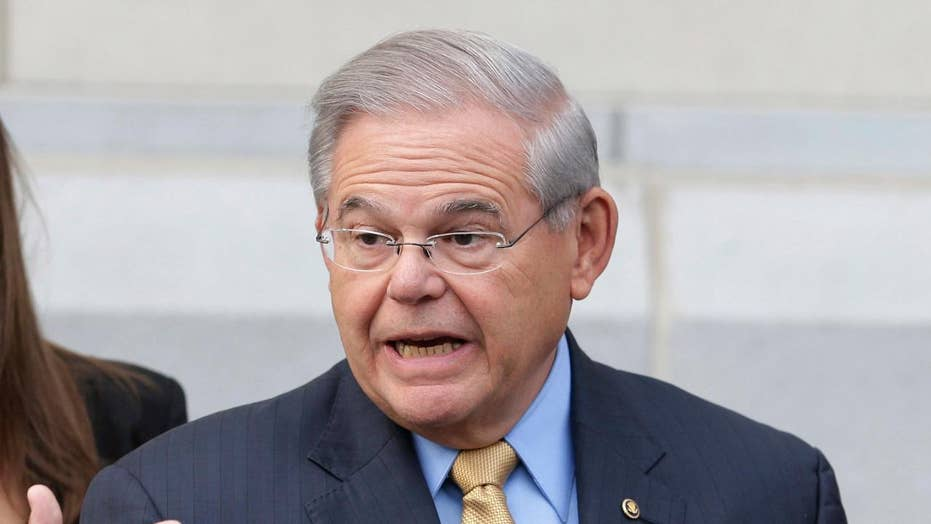 Menendez facing bribery, corruption charges in federal court