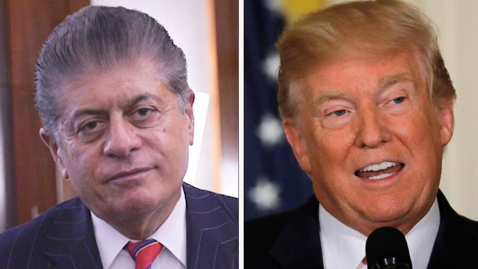 Napolitano on DACA: Trump knows exactly what he's doing