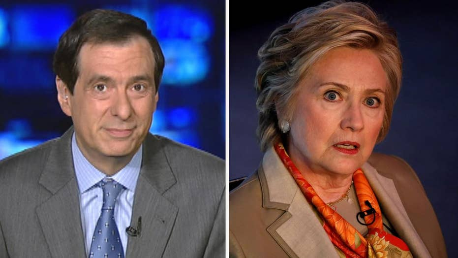 Kurtz: Clinton puzzled by anger aimed at her