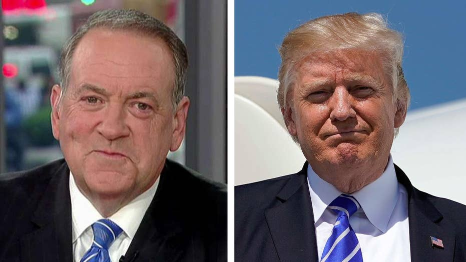 Huckabee: Debt deal a smart move for President Trump