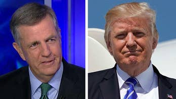 Fox News senior political analyst Brit Hume on the Left's hysteria over Trump's decision to rescind DACA, saying the president opened a trap door when he said he'd be open to revisiting the Obama-era program #Tucker