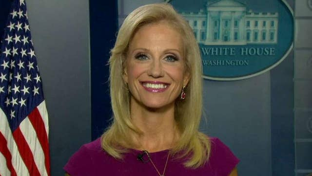 Conway: We want to bring jobs, wealth back to this country
