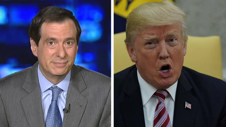 'MediaBuzz' host Howard Kurtz weighs in on the media relishing in Trump's decision to deal with Chuck Schumer and Nancy Pelosi to temporarily raise the debt ceiling and provide immediate disaster relief to Hurricane Harvey victims