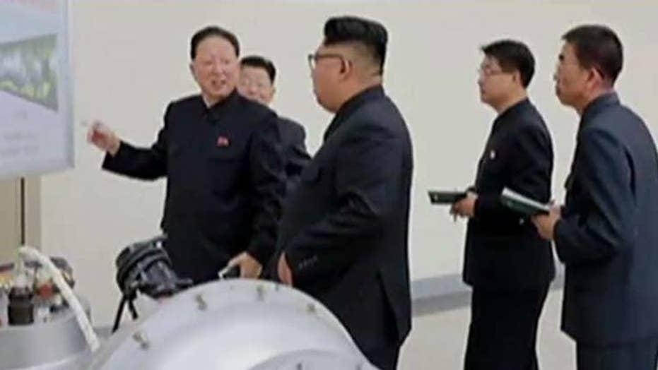US seeks to freeze North Koreas financial assets