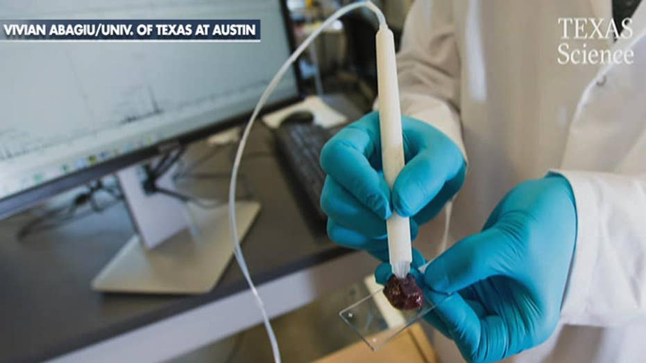 Cancer pen finds malignant tumors in 10 seconds
