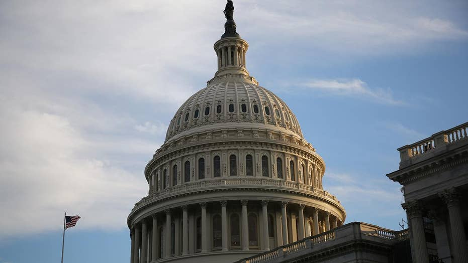 Senate approves spending package on debt, Harvey relief