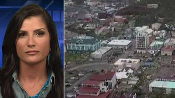 The governor of the US Virgin Islands says he did not order the 'seizure' of guns and ammo in preparation of Hurricane Irma ... but he did. Dana Loesch sounds off on the confusion over the order and alleged compromise of gun rights #Tucker