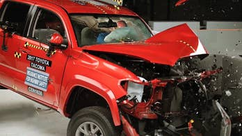The Insurance Institute for Highway Safety crash-tested all of the small pickups currently for sale. Which ones made the grade?