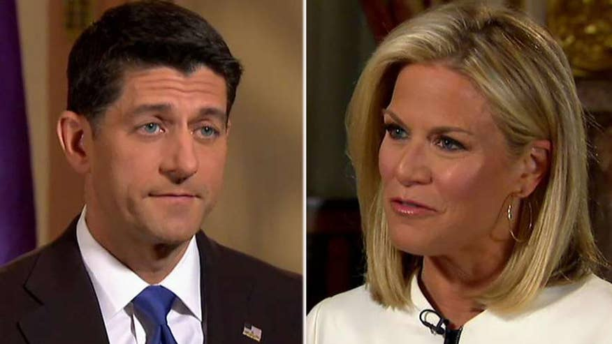 House speaker reacts on 'The Story with Martha MacCallum' after the president makes deal with Democrats