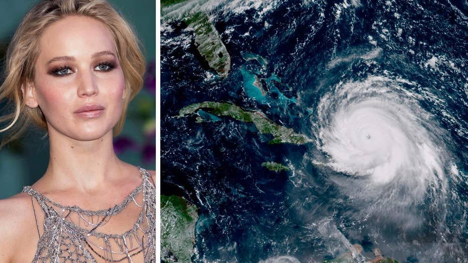 Jennifer Lawrence wants more focus on climate change