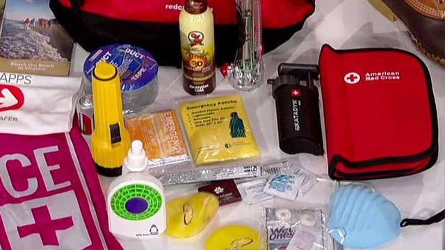 Hurricane preparedness: What to have in an emergency kit